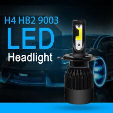 H4 LED 72W 10800LM C6 Headlight Car High/Low Beam Auto Bulb 6000K White 1pc RM1