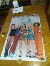 Spice Girls Original 1997 Album Promo Retail Advert Poster Official Merchandise