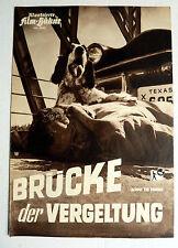 IFB #4045 - BRÜCKE DER VERGELTUNG / Across the Bridge * FILMPROGRAMM PROGRAM