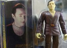 "TNG Professor Data ""All Good Things Unopened Playmates Toys Star Trek Figure"
