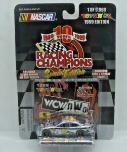 1999 Racing Champions Toys R Us Chrome #9 WCW vs NWO NEW