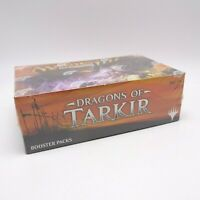 MTG Dragons of Tarkir Booster Box Factory Sealed English Magic the Gathering