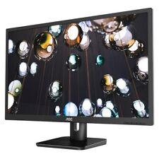 AOC 27E1H 27 inch LED IPS Monitor - IPS Panel, Full HD 1080p, 5ms Response, HDMI