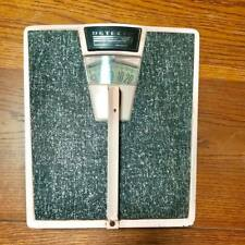 Vintage Detecto Pink Bathroom Scale Glitter Accurate
