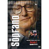 SOPRANO (LES) saison 1 ep 9-10 - WOLK Andy, PENN Matthew - DVD