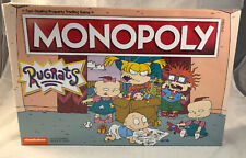 2018 Nickelodeon Rugrats Monopoly USAopoly Brand New Sealed
