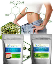60 Green Coffee Bean extract and 60 TrimethylXanthine Belly Fat Reducer pills
