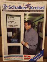 FC Schalke 04 Schalker Kreisel Magazin 11.12.1993 Bundesliga Hamburger SV /403