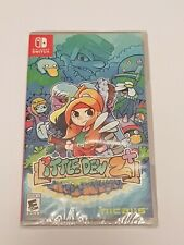 New Ittle Dew 2+ Nintendo Switch Game Rare Little