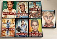 Nurse Jackie The Complete Series (DVD)