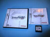 Tales of Hearts CG Movie Edition (Nintendo DS) Japanese Import w/Case & Manual