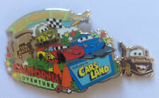 DIsney Pin 94831 Cars Land 2013 Rose Parade Float Pin