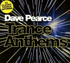 DAVE PEARCE TRANCE ANTHEMS – V/A 3CDs (NEW/SEALED) Paul Van Dyk Mauro Picotto