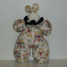 Doudou Lapin Moulin Roty - dessin Ours