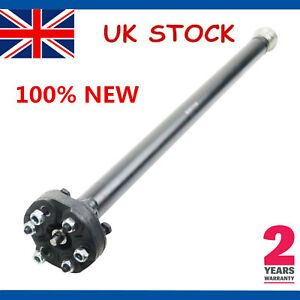 26207508629 For BMW E53 X5 2000-2004 PROPSHAFT Driveshaft Front Upgraded 780mm