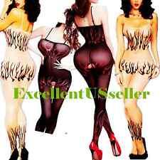 Body Stocking Chemise Sheer Nightwear Lingerie New Bodystocking Bodysuit Women