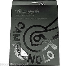 NEW 2019 CAMPAGNOLO ErgoPower ULTRA Shift Cable & Casings Set Fits 10, 11 BLACK