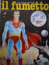 Il Fumetto Rivista ANAF n°17 1988 - I 50 anni di SUPERMAN -   [g.125]