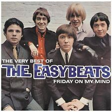 The Very Best of the Easybeats by The Easybeats (CD, Mar-2003, VarŠse Sarabande (USA))