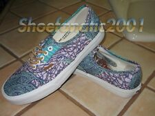 Vans Authentic Sample CA Cali Tribe Washed Supreme 9 Syndicate All Over
