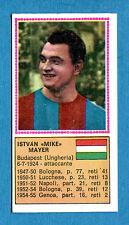 CALCIATORI PANINI 1970-71 - Figurina-Sticker - MIKE MAYER - UNGHERIA -Rec