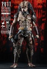 SIDESHOW HOT TOYS TOYS FAIR 2011 EXCLUSIVE SHADOW PREDATOR 2 MMS154 FIGUR STATUE