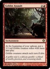 MTG magic cards 1x x1 Light Play, English Goblin Assault Shards of Alara