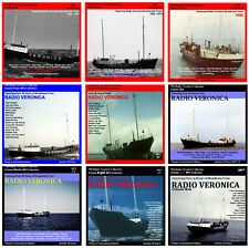 More details for pirate radio veronica vols 1,2,3,4,5,6,7,8 & 9 (free uk shipping) listen in car