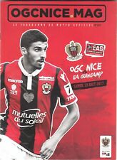 OGC Nice v  EA Guingamp 2017/18 (19 Aug)