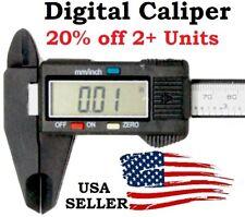 6 inch 150mm Digital LCD Vernier Gauge Caliper Micrometer Measurement Tool
