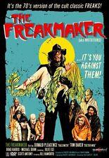 THE FREAKMAKER DVD PLUS BONUS:THE LAST HORROR MOVIE DVD