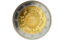 "LUXEMBURG SPECIALE 2 EURO 2012 UNC ""10 JAAR EURO"""