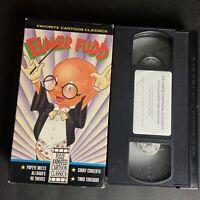 Favorite Cartoon Classics - Elmer Fudd (VHS) Looney Tunes Classic Cartoons