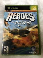 Heroes of the Pacific (Microsoft Xbox, 2005)