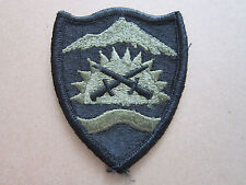 Oregon National Guard US Military Woven Cloth Patch Badge