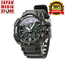 Casio G-Shock SKY COCKPIT GW-A1100-1A3JF Aviation Solar Atomic GW-A1100-1A3 JAPA