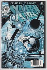 UNCANNY X-MEN #375 | Vol 1 |  Skrull Wolverine | RARE Newsstand UPC | 1999 | NM-