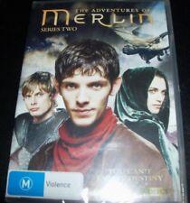 The Adventures Of Merlin Series Season Two 2 (Australia Region 4) DVD – New