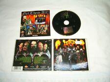 LORDI – original 2006 THE AROCKALYPSE CD!!!