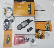 Garmin Rino 530HCx - Handheld 2-Way Radio & GPS