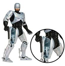 """7"""" Robocop Action Figure with Spring Loaded Holster Model Toy Gift Toys NECA."""