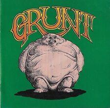 GRUNT #1 GREG IRONS TOM VEITCH JEFFERSON AIRPLANE 1972 GRUNT RECORDS