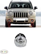 FOR JEEP COMPASS 2006 - 2009 1X NEW FRONT FOG LIGHT LAMP LEFT OR RIGHT