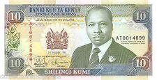 Kenya 10 Shilingi 1992 Unc pn 24d