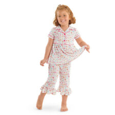 American Girl CL BITTY TWIN BUGS & BUTTERFLIES PAJAMAS M 4/5 for Girl NEW