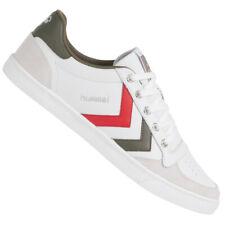 hummel SLIMMER STADIL LOW Leder Damen Herren Freizeit Sneaker 204508-9208 neu