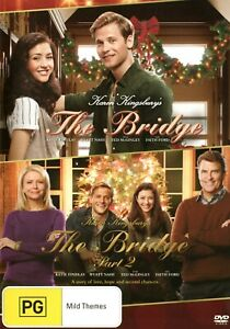 The Bridge Part  & Part 2 - DVD - Katie Findlay - Wyatt Nash