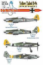 Eagle CAL 1/32 FOCKE WULF FW 190D-9 GIALLO CODE # 32021