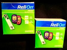 200 PACK  ReliOn Prime Blood Glucose Test Strip (EXP. Summer2021)FREE SHIP