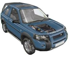 Land Rover Freelander Workshop Manual 2001 - 2006